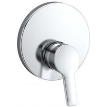 Baterie sprchová - podomítková páková Concept 100 NEW bez příslušenství  chrom