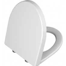 VITRA FORM 500 WC sedátko 363mm duraplastové, soft close, bílá 73-003-009