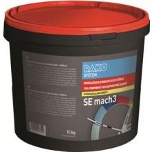 RAKO SYSTEM SE MACH3 hydroizolační stětka 10kg, dvousložková, extrémně rychletuhnoucí, šedá