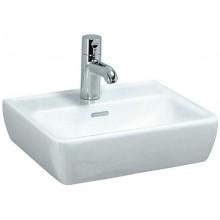Umývátko klasické Laufen s otvorem Pro A 45 cm bílá