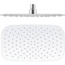 EASY hlavová sprcha 40x23,5cm, pro pevnou sprchu, nerez EA0002