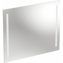 KERAMAG ICON OPTION zrcadlo s osvětlením 80x65x3,6cm 800480000