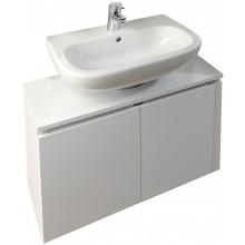 CONCEPT 150 skříňka pod umyvadlo 80,2x36x56cm závěsná, bílá