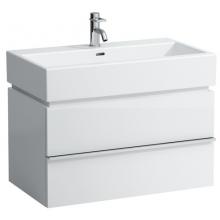 LAUFEN CASE skříňka pod umyvadlo 595x455x455mm se 2 zásuvkami, bílá 4.0118.2.075.463.1