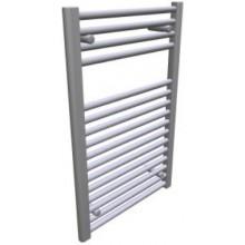ZEHNDER AURA radiátor 1217x600W, 598W koupelnový, rovný, teplovodní, bílá