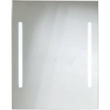 JIKA CUBITO zrcadlo 640x800mm s osvětlením 4.5018.3.172.000.1