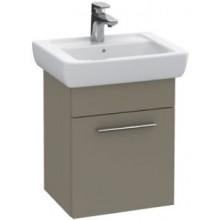 CONCEPT VERITY DESIGN skříňka pod umyvadlo 365x300x445mm, šedý kámen