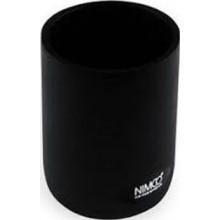 NIMCO OMI pohárek 98x67mm, na kartáčky, černá