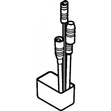 HANSA vestavný modul 20x34x22mm, k síťovému napájení bateriových elektronických armatur