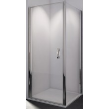 SANSWISS SWING LINE SLT1 boční stěna 1000x1950mm, aluchrom/čiré sklo