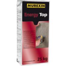 MUREXIN ENERGY TOP stěrka lepící 25kg, prášková,  k lepení a stěrkování desek z MW i EPS
