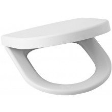 Sedátko WC Jika duraplastové s kov. panty Mio s antib.úpravou systém slow close  bílá