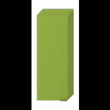 JIKA TIGO skříňka 300x165x810mm, střední, mělká, zelená/zelená