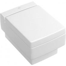 VILLEROY & BOCH MEMENTO závěsný klozet 375x560mm s hlubokým splachováním Bílá Alpin CeramicPlus 562810R1