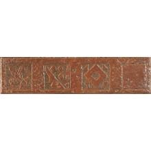 MONOCIBEC COTTO DELLA ROSA dekor 8x33,3cm, fascia preincisa sassolo 19820