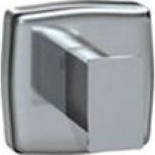 AZP 9006 háček na kabáty 51x42mm, pro připevnění na stěnu, nerez
