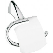 GROHE CHIARA držák toaletního papíru 182x141mm, velur chrom 40333RR0