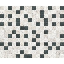 NAXOS PROJECT mozaika 25x30cm, mix dark