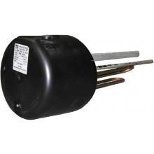 DRAŽICE RDU 18-3 vestavná elektrická topná jednotka 3kW, přírubová