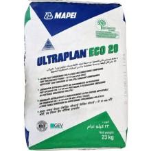 MAPEI ULTRAPLAN ECO samonivelační stěrka 23kg, vyrovnávací, šedá