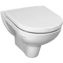 WC závěsné Laufen odpad vodorovný Pro  bílá-LCC