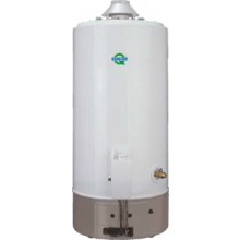 QUANTUM Q7 40 NORS/E plynový ohřívač 155l, 7,2kW, zásobníkový, stacionární, do komína, bílá