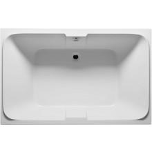 RIHO SOBEK BB28 vana 180x115x49,5cm, obdélníková, akrylátová, bílá