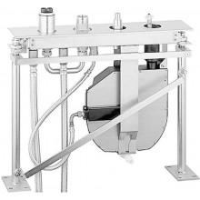 HANSA COMPACT univerzální těleso DN20, 4otvorové, pro montáž do obkladu, pro stojánkový výtok, pro stojánkovou montáž, chrom