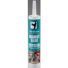DEN BRAVEN MAMUT GLUE CRYSTAL lepidlo 290ml, transparentní