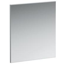 LAUFEN FRAME 25 zrcadlo 600x20x700mm bez osvětlením, hliník 4.4740.2.900.144.1