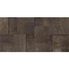 REFIN PLANT 3D mozaika 28,5x56,5cm, iron