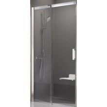 RAVAK MATRIX MSD2 110 L sprchové dveře 1100x1950mm, dvoudílné, alubright/transparent