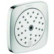 HANSGROHE PURAVIDA 100 boční sprcha 100mm bílá/chrom 28430400