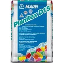MAPEI PLANITEX D15 samonivelační stěrka 25kg, podlahová, sádrová, bílá