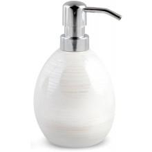 AWD INTERIOR PERLA dávkovač tekutého mýdla 460ml, bílá/perleť