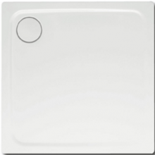 KALDEWEI SUPERPLAN PLUS 478-2 sprchová vanička 900x1000x25mm, ocelová, obdélníková, bílá Perl Effekt, Antislip 470335003001