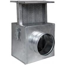 HS FLAMINGO filtr 125mm, k ventilátoru Vents, pozink