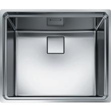 FRANKE CENTINOX CEX 210/610-50 dřez 555x465mm jednoduchý, nerez