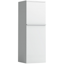 LAUFEN CASE střední skříňka 350x335x1000mm 2 skleněné poličky, závěsy vpravo, bílá 4.0201.2.075.463.1