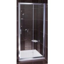 RAVAK BLIX BLDP2-100 R sprchové dveře 1000x1900mm, posuvné, pravé provedení, bílá/transparent