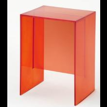 KARTELL BY LAUFEN MAX-BEAM stolek 330x280x465mm, oranžová