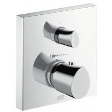 AXOR STARCK ORGANIC termostat pod omítku s uzavíratelným a přepínacím ventilem chrom 12716000