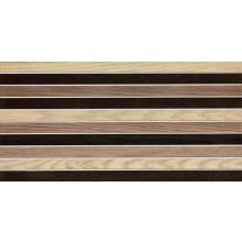MARAZZI TREVERK dekor 30x60cm lepené na síťce, beige/teak/wenge, M7XA