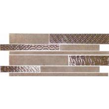 NAXOS RAKU dekor 25,9x60,2cm, brick copper