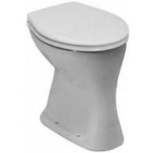 LAUFEN SEDAN klozet stojící 365x465x405mm, hluboké splachování, svislý odpad, bílá