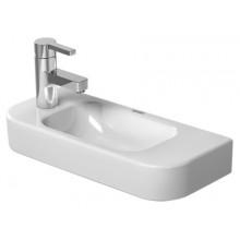 Umývátko klasické Duravit s otvorem Happy D.2 otvor vpravo 50x22 cm bílá