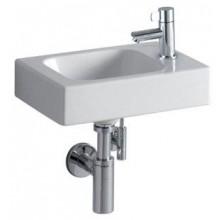 Umývátko klasické Keramag s otvorem iCon s otvorem vpravo 38x28 cm bílá+KeraTect
