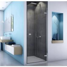 SANSWISS ESCURA ES1C sprchové dveře 900x2000mm levé, jednodílné, aluchrom, čiré sklo