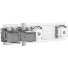 HANSA MATRIX instalační balíček 05 DN15, baterie s termostatem