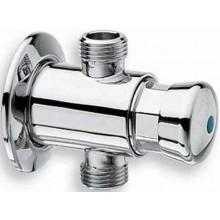 SILFRA QUIK pisoárový ventil dvoucestný 90x64mm chrom QK 105